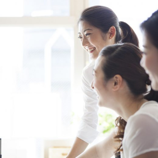 女性活躍推進事業イメージ画像